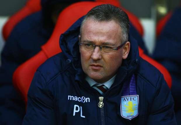 Lambert praises second-half Arsenal showing