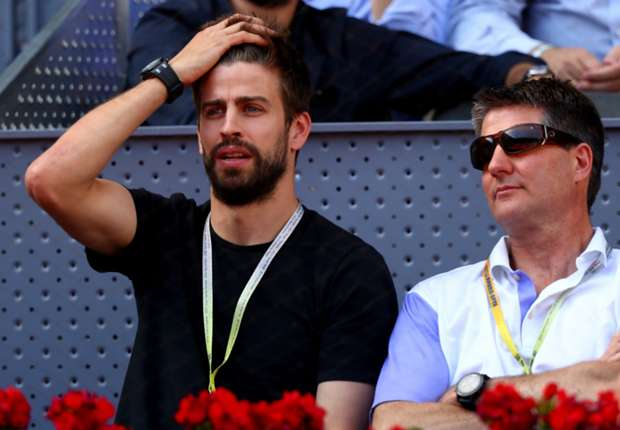 Pique vows to create 'media for the players' in fury at speeding allegations