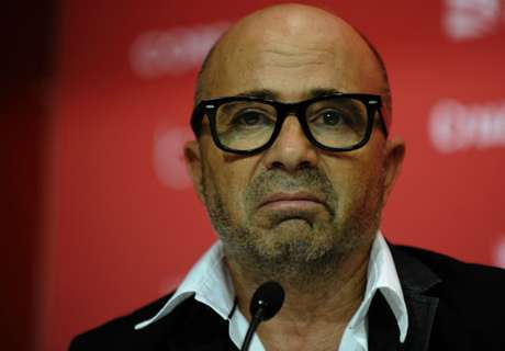 Sampaoli won't take Argentina job
