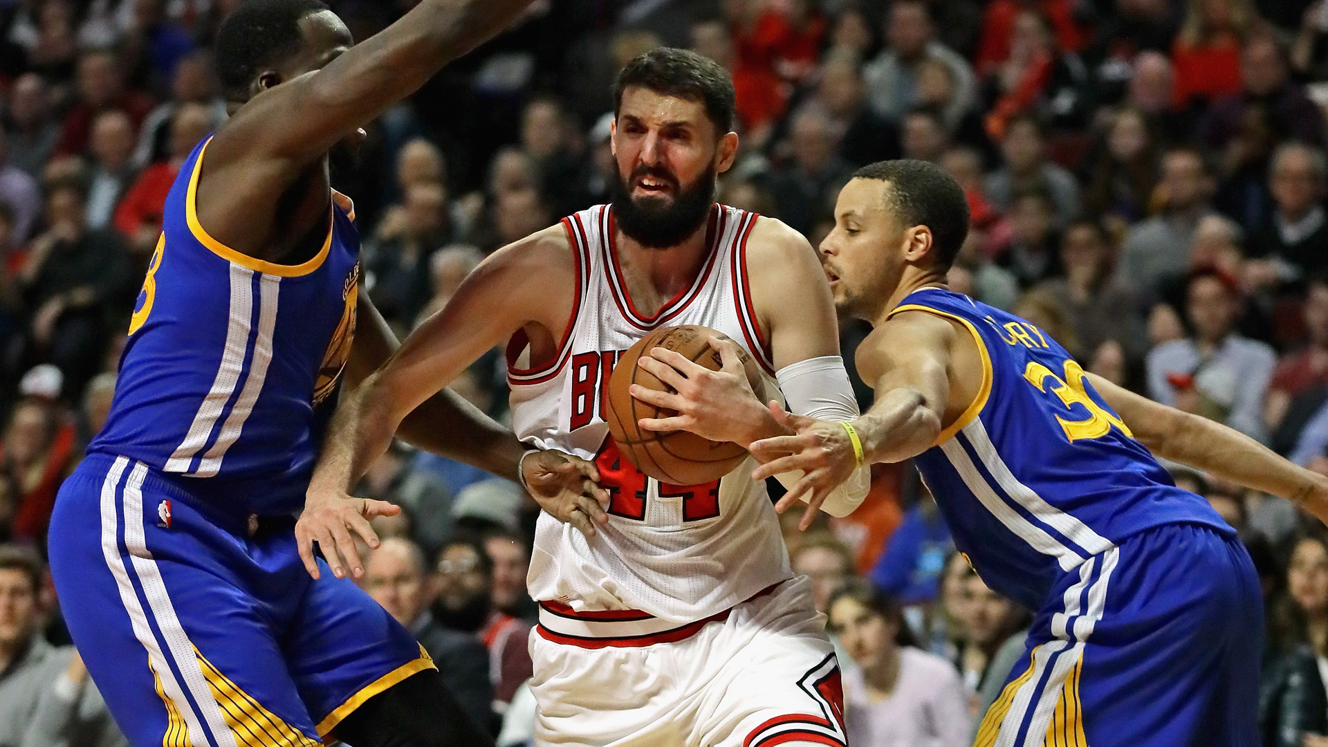 Nikola Mirotic, Bulls agree to 2-year, $27 million contract