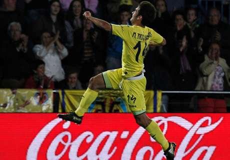 Trigueros provides magic in Villarreal win