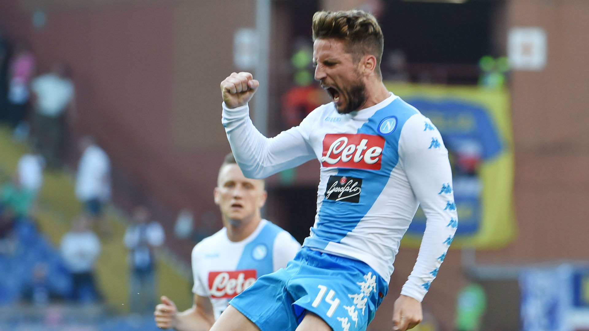 Dries Mertens: 'I want to stay at Napoli'