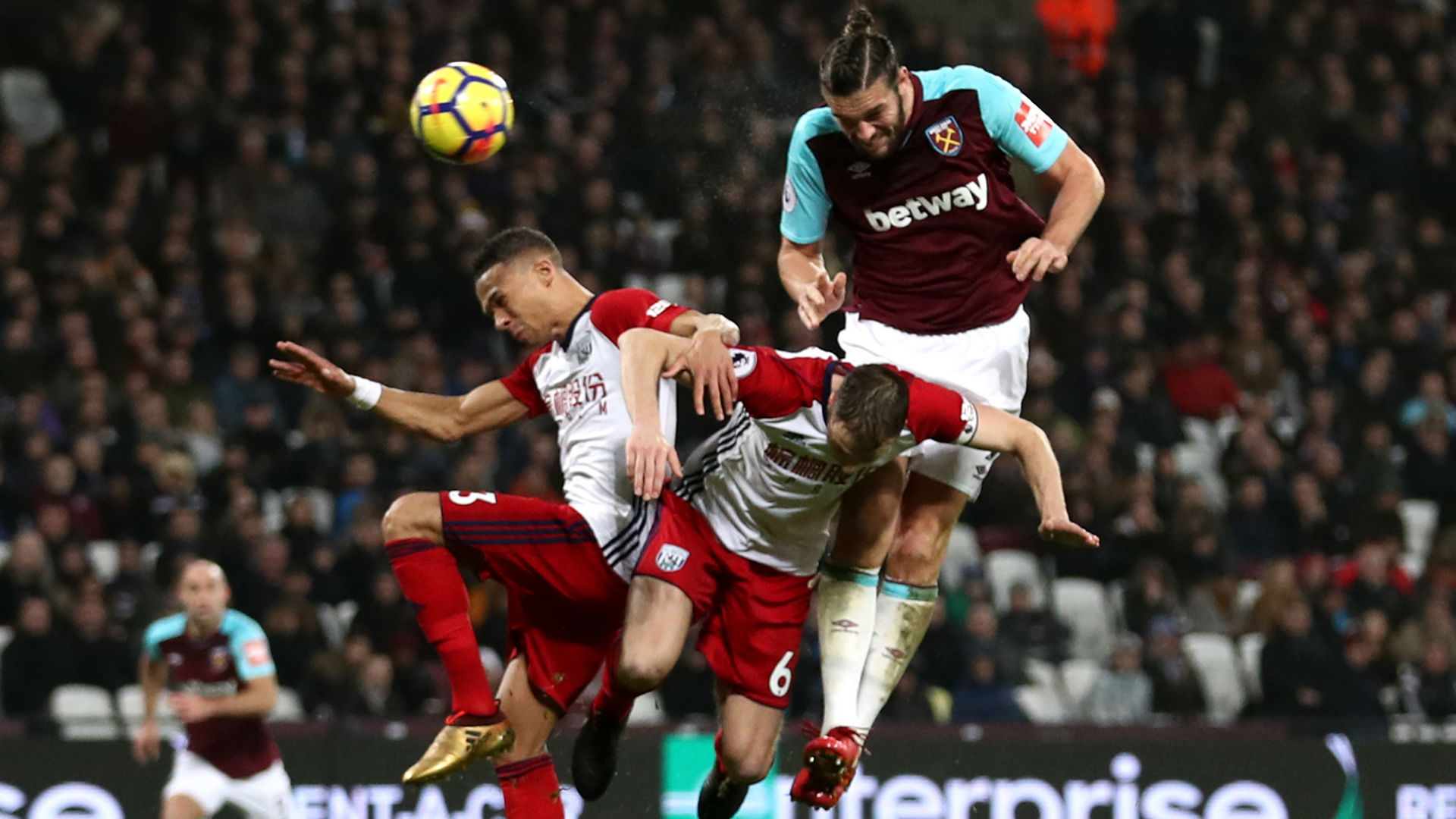 West Ham United 2-1 West Bromwich Albion : Five Things we Learned
