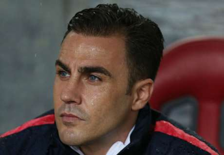 Cannavaro fired by Al-Nassr
