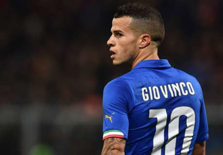 Giovinco ouvre la porte à l'Italie