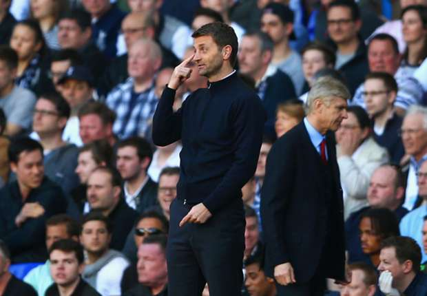 Sherwood calls for patience and remains uncertain of Tottenham future