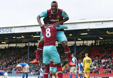 RATINGS: Payet stars for West Ham