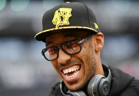 Aubameyang back for BVB to face Spurs