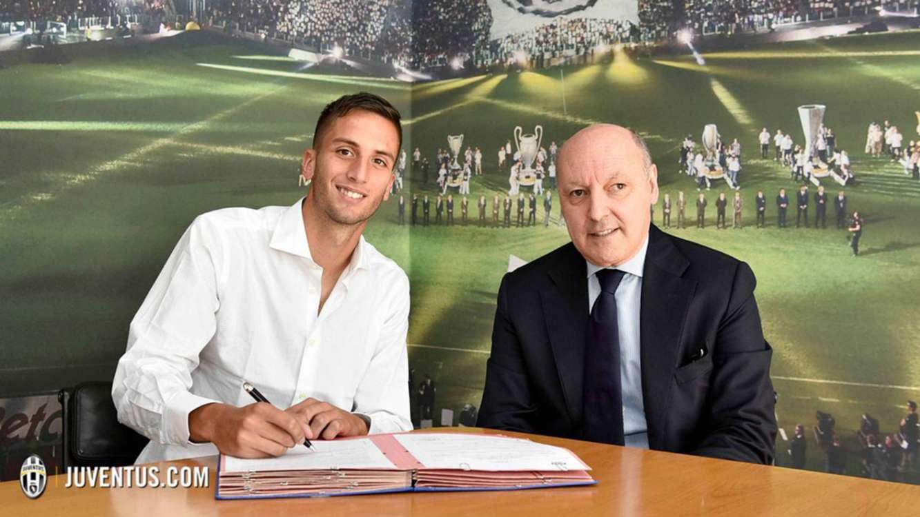 Juve agree €9.5m deal for Bentancur