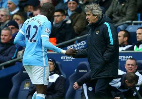 Pellegrini: Pep news no excuse