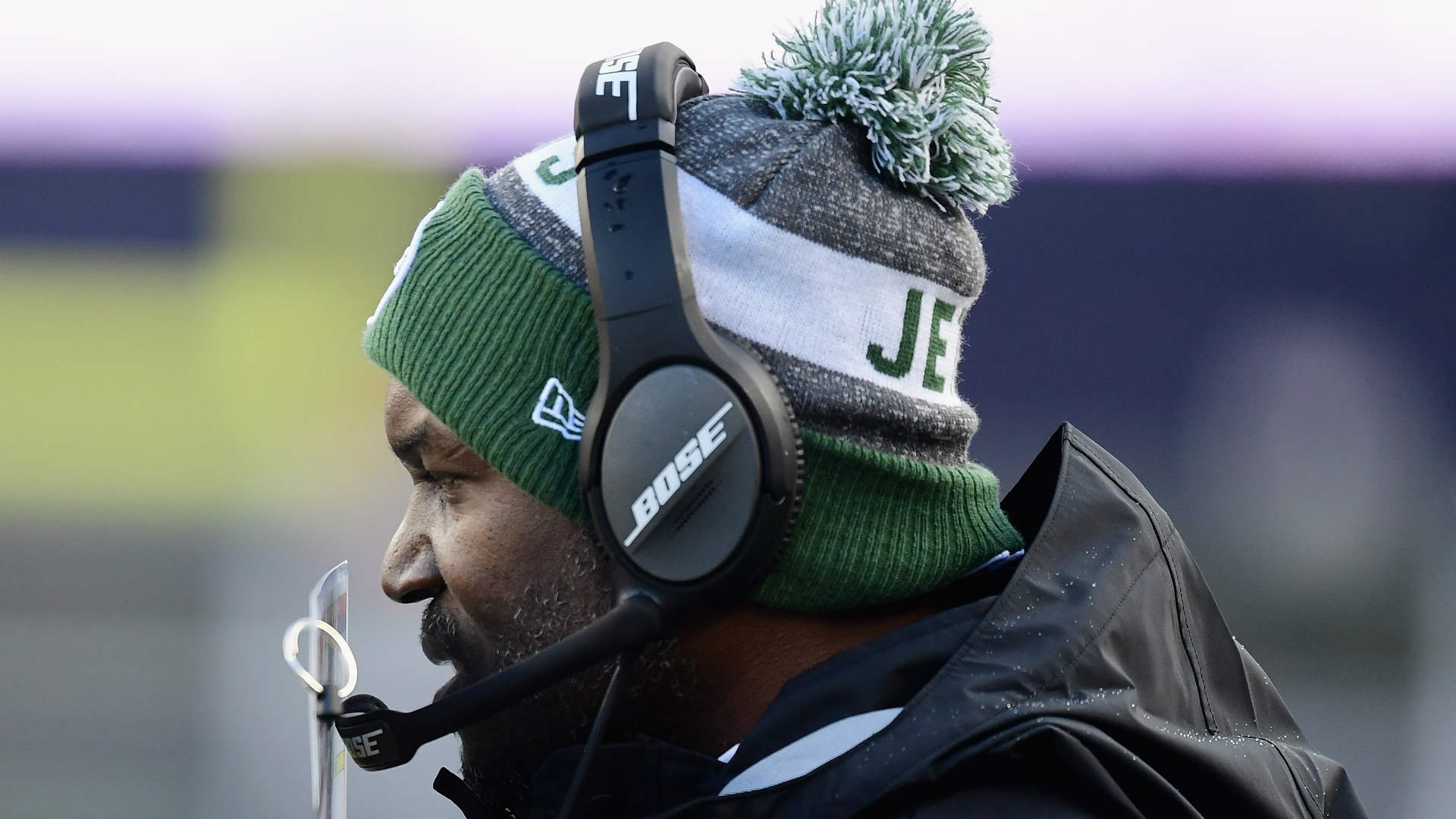 After hospitalization, Bowles to coach Jets at Patriots