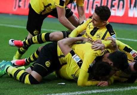 Report: Gladbach 2 Dortmund 3