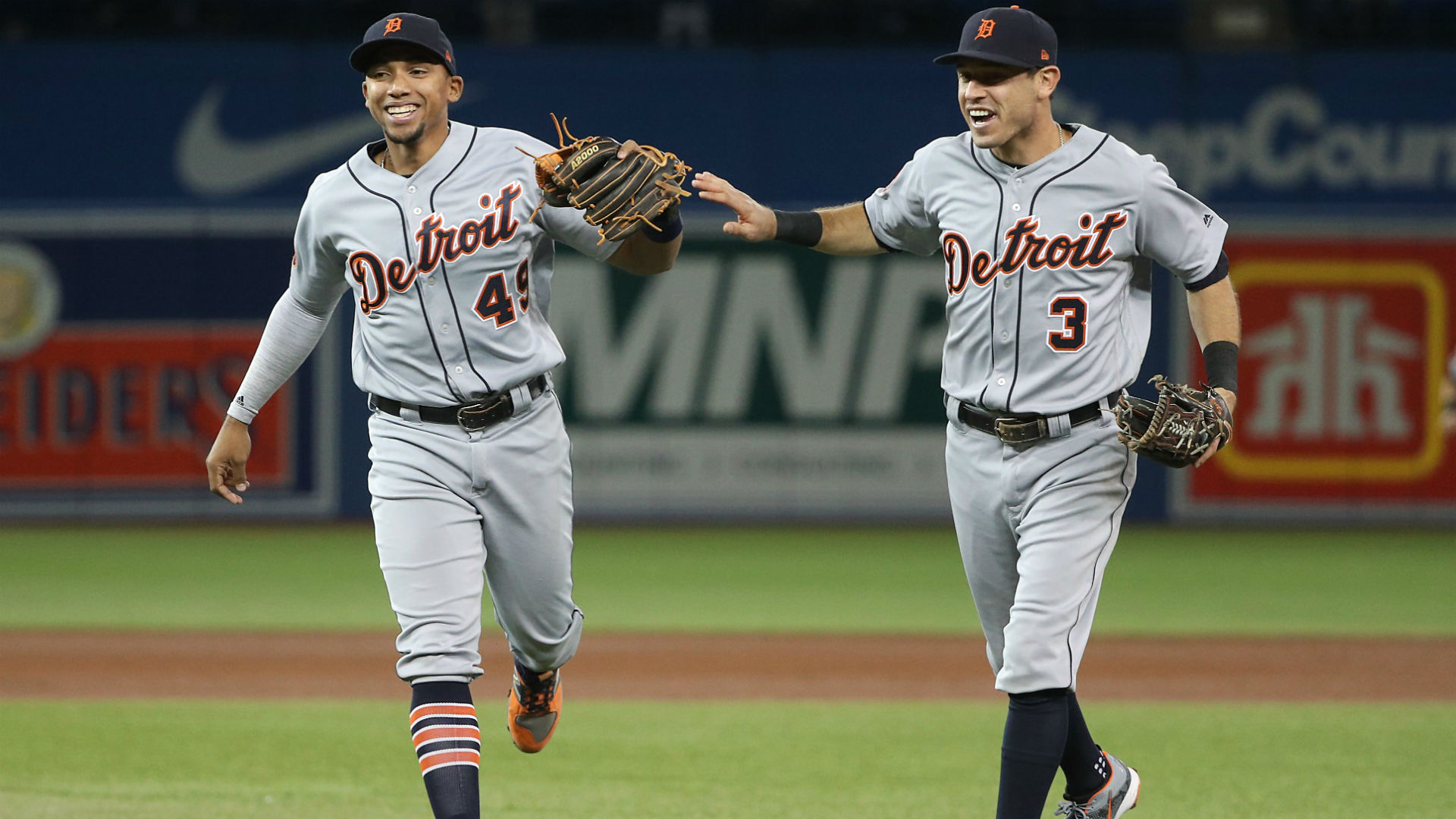 Castellanos' grand slam helps Tigers beat Blue Jays