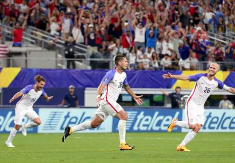Report: Costa Rica 0 USA 2