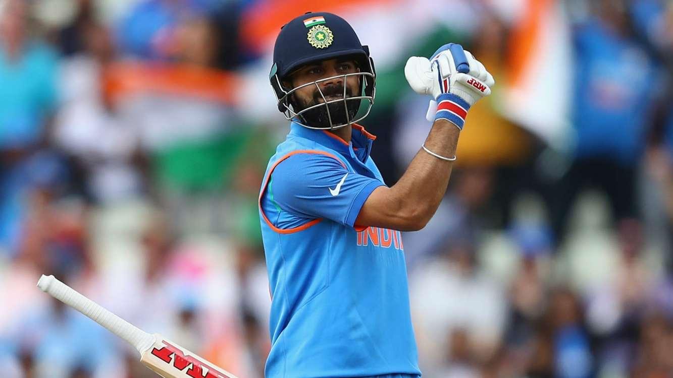 Kohli rules out taking a rest for Sri Lanka ODI series