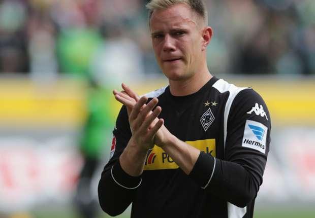 Borussia Monchengladbach goalkeeper Marc-Andre ter Stegen