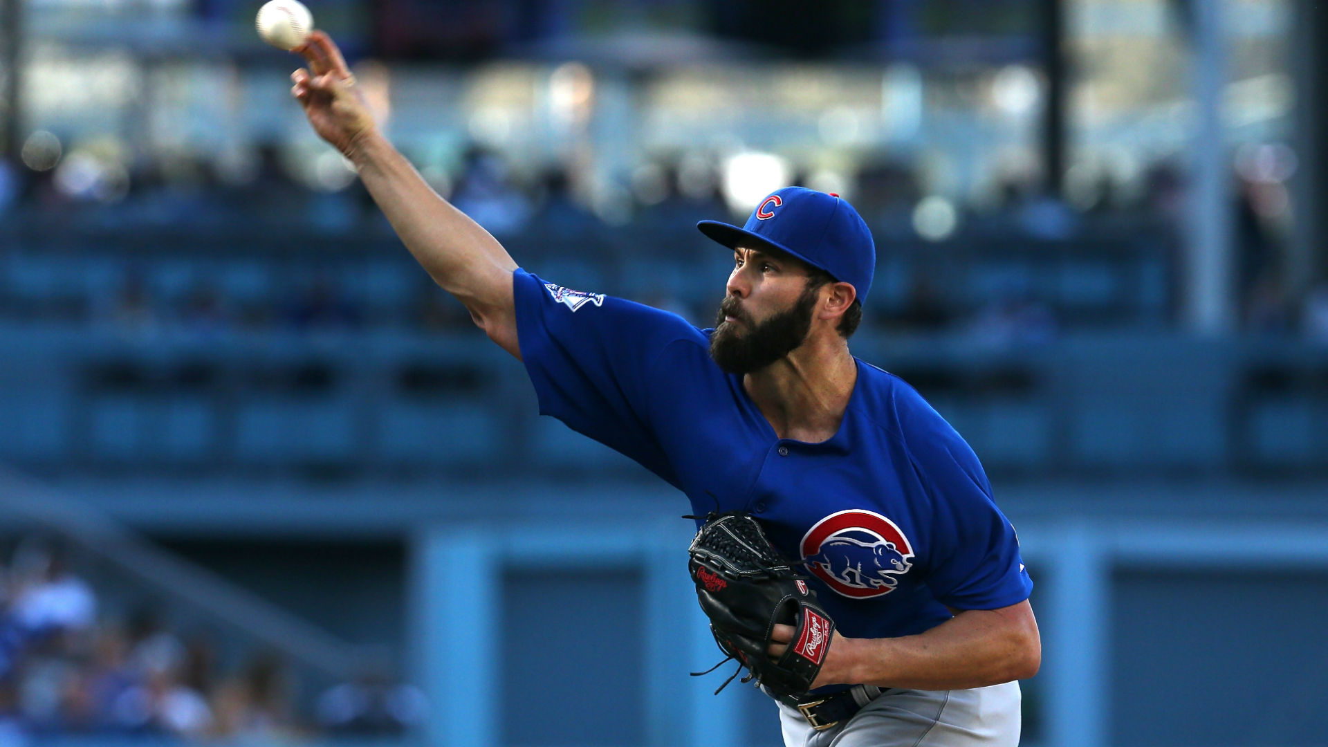 cubs set rotation to have jake arrieta ready for nl wild card game