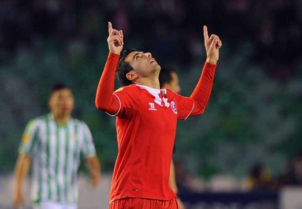 Jose Antonio Reyes und der FC Sevilla hatten gegen Betis Grund zum Jubel