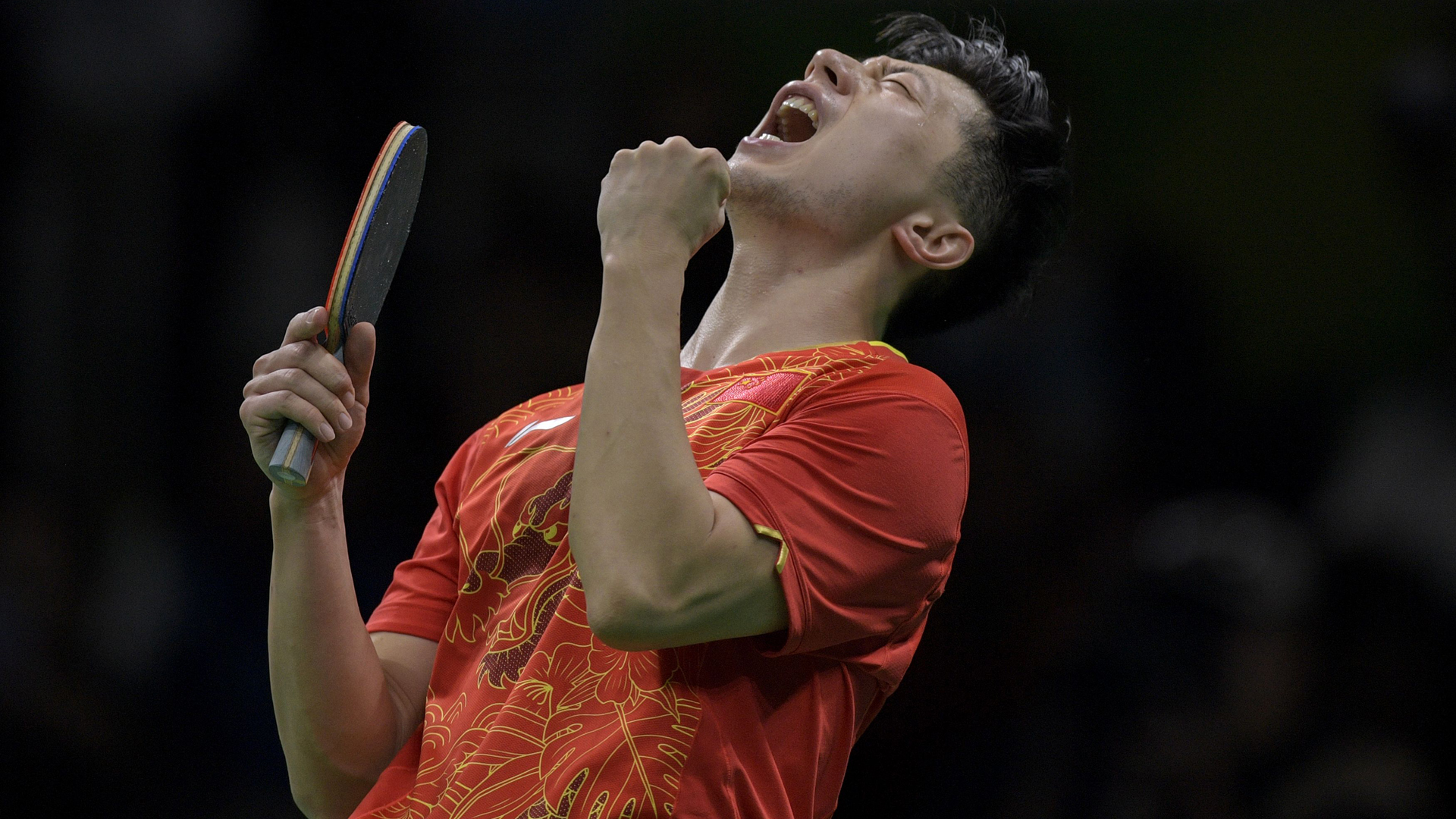 Other | Rio 2016: Ma Long completes table tennis slam ...
