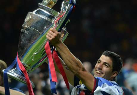 Suarez: I left Liverpool to win the CL