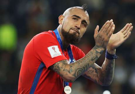 Ancelotti discusses Vidal future
