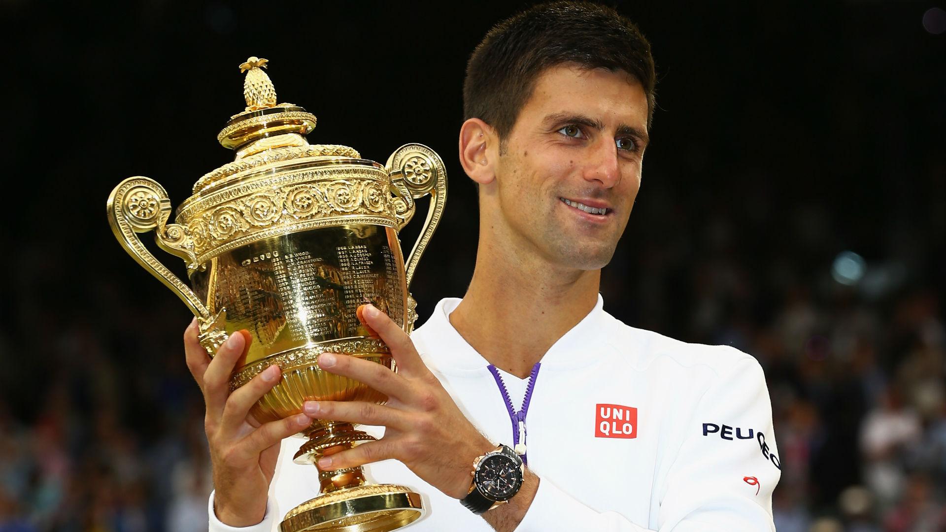 Wimbledon 2016 men's draw: Novak Djokovic to begin defense ...