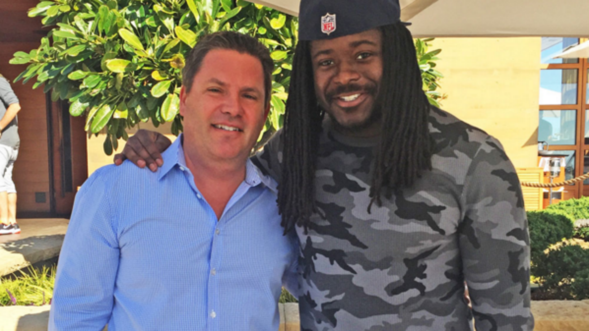 Eddie Lacy's latest weight loss photo should make the Packers happy