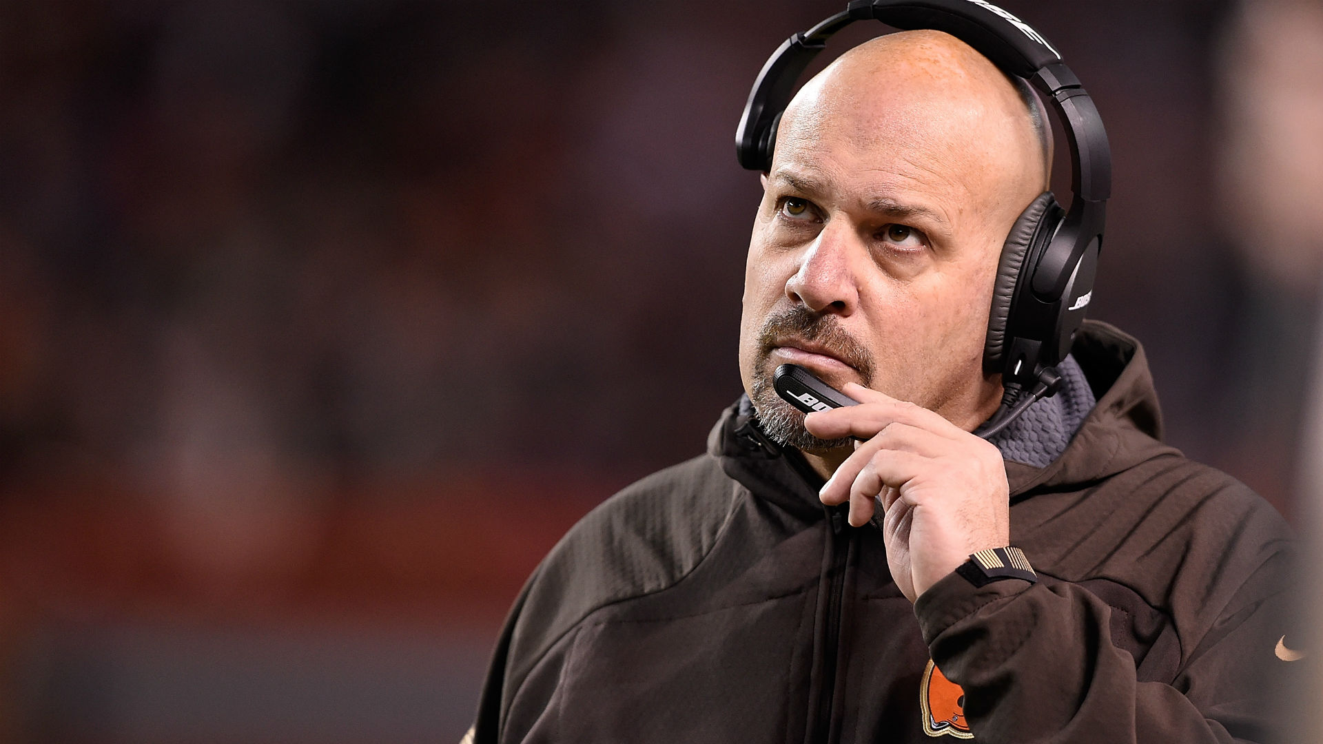 Browns coach Mike Pettine