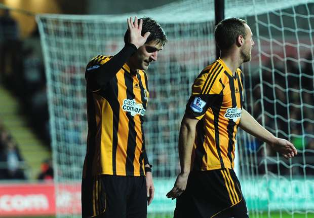 Hull boss Bruce hopes for Graham run after ending goal drought