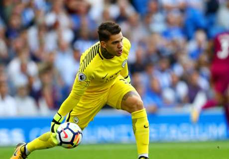 Guardiola one of the best - Ederson