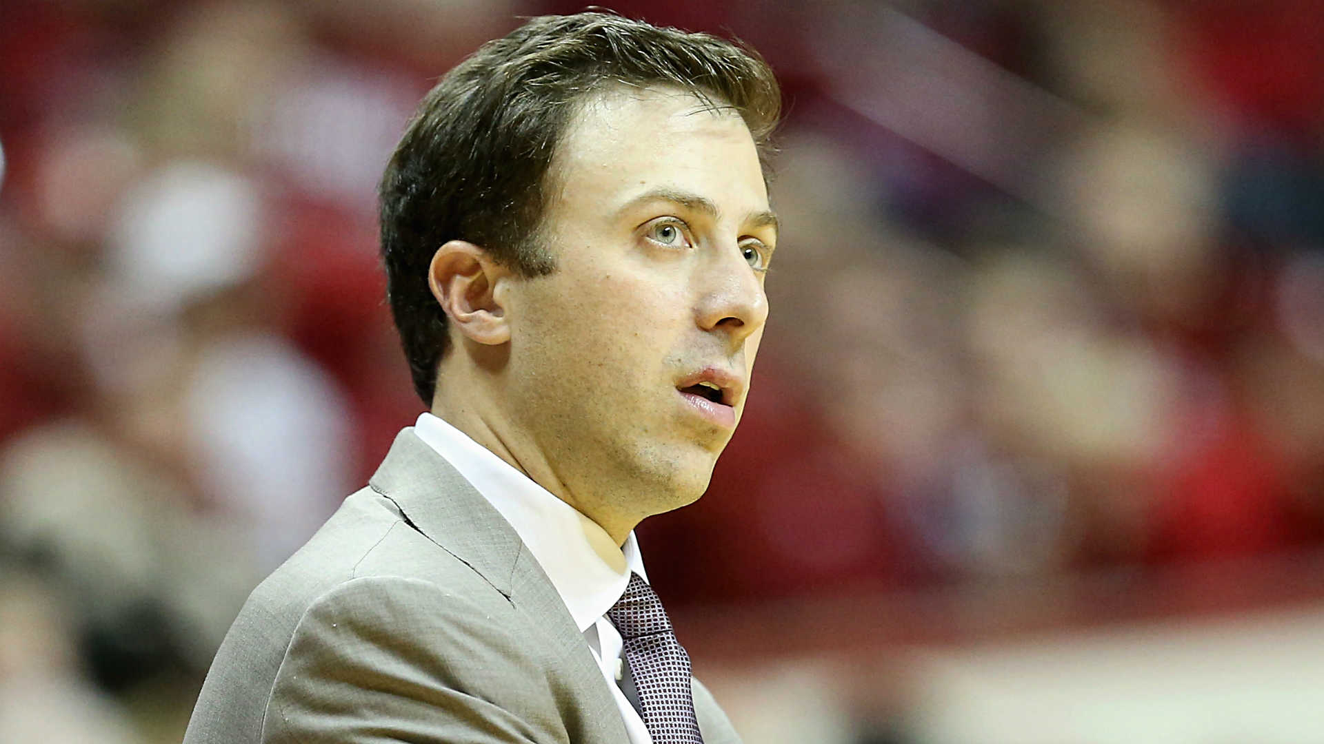 how tall is richard pitino