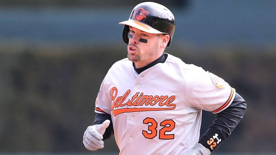 Orioles catcher Matt Wieters
