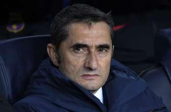 Valverde adamant Clasico won't decide La Liga