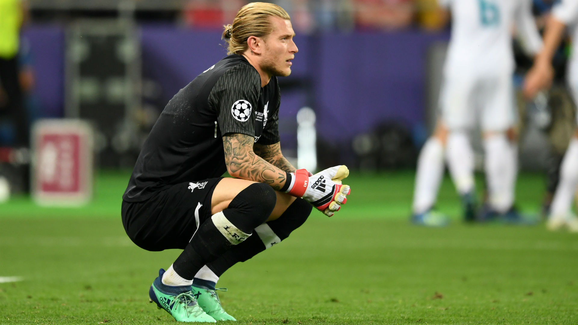 Goalkeeper Loris Karius joins Besiktas from Liverpool