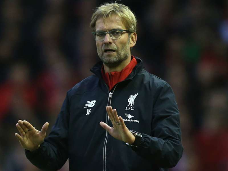 Klopp reluctant to sign striker in January
