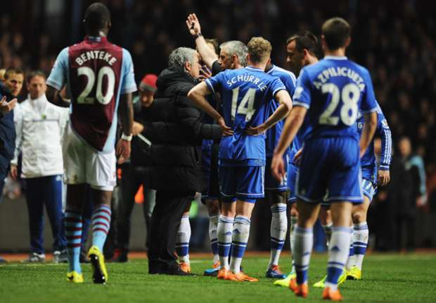 Mourinho to appeal FA charge of improper conduct