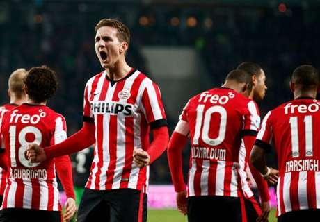 Tiental PSV in slotfase langs Excelsior