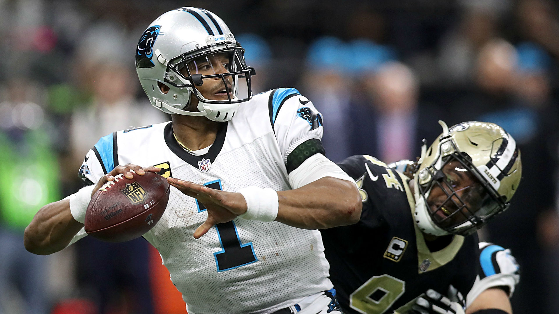 Norv Turner wants to 'eliminate the peaks and valleys' in Cam Newton's game
