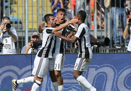 Dybala delighted to end drought
