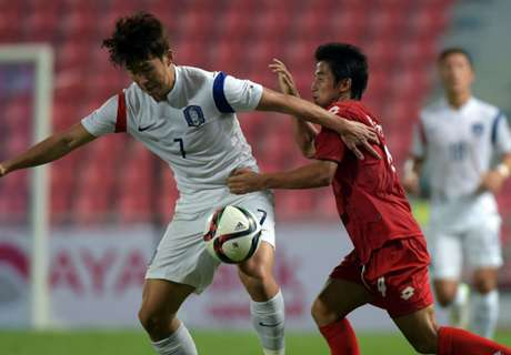 Match Report: Myanmar 0-2 South Korea