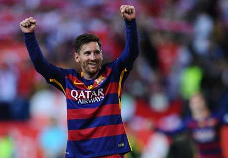 Messi: We suffered but we won