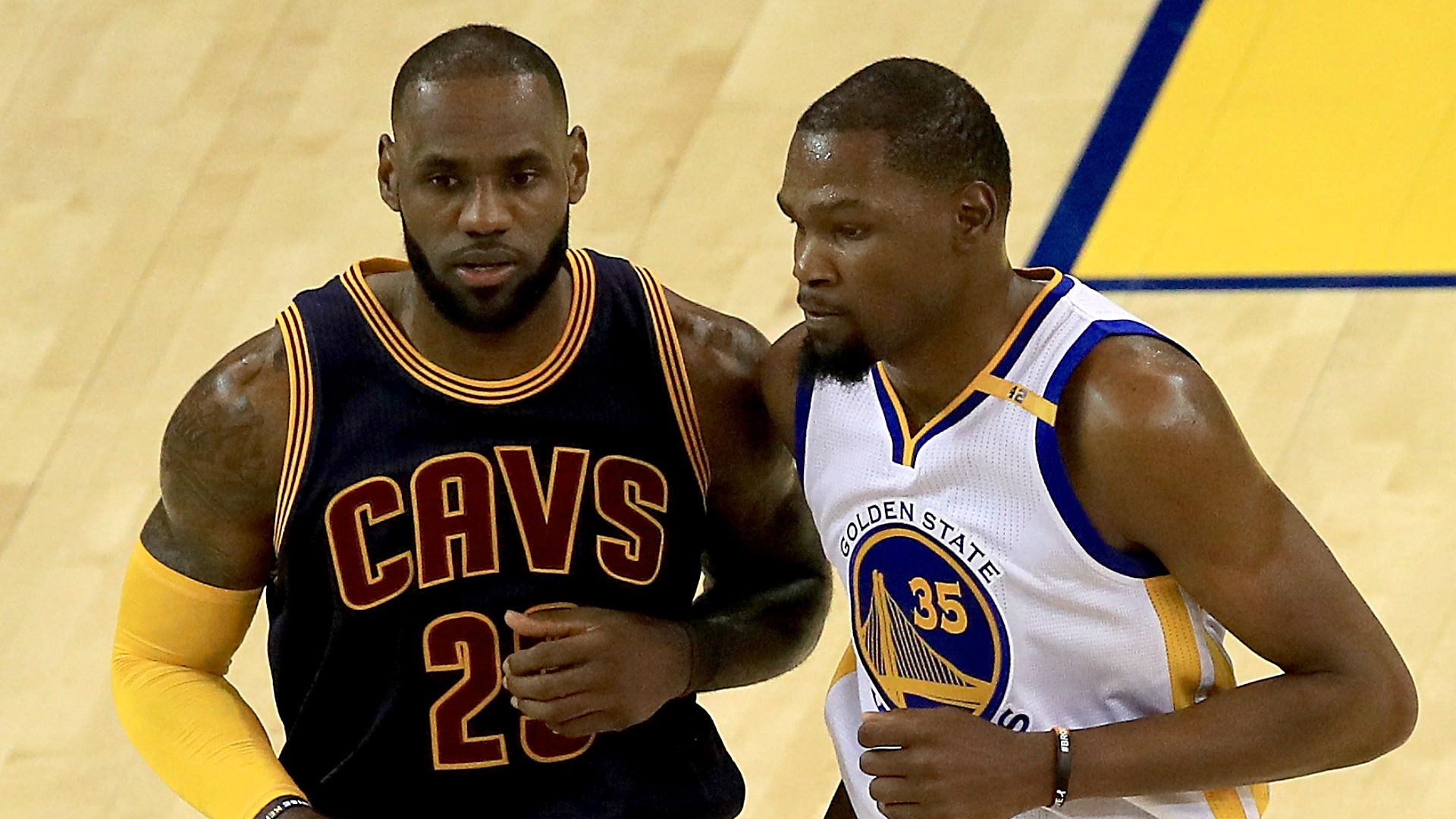 Kevin Durant bashed for taking 'easy route' to NBA Finals