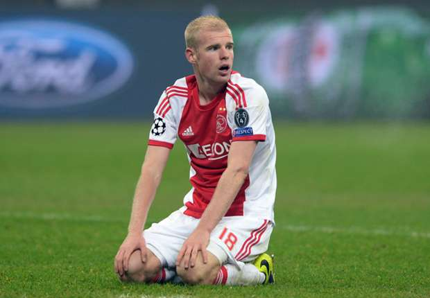 Ajax ace Klaassen signs four-year contract extension