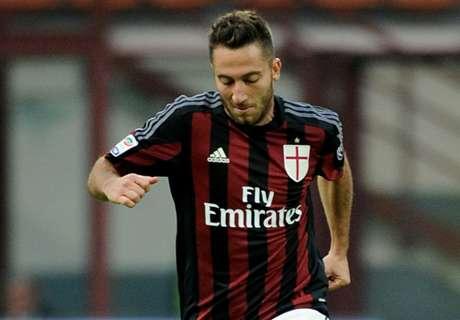 Bertolacci wants fresh Milan start