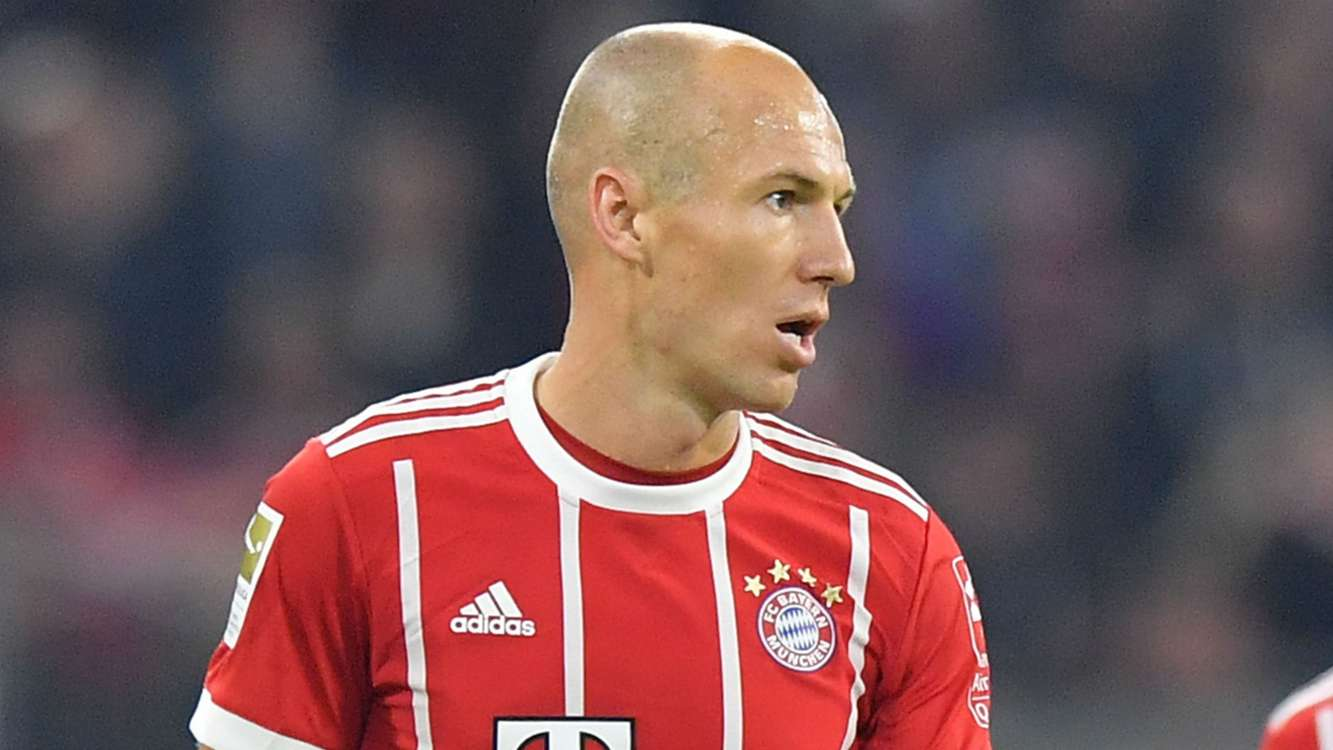 Heynckes return 'a positive surprise', says Robben