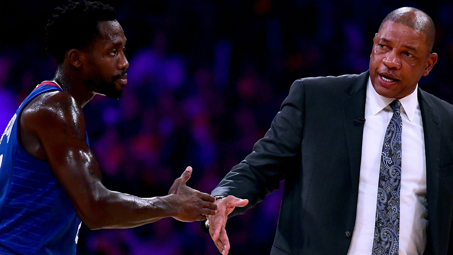 Clippers PG Patrick Beverley out again with knee issue