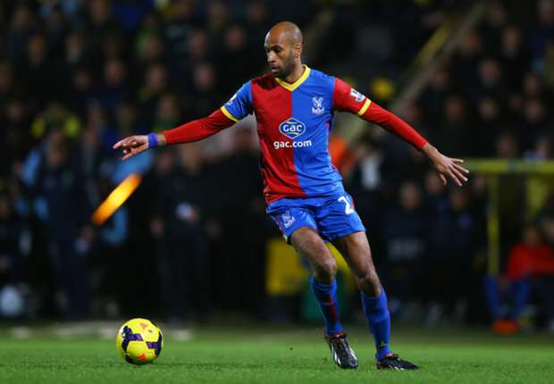 Kebe will not leave Crystal Palace on loan, insists co-chairman