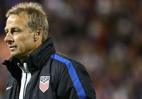 Klinsmann remains confident in USA