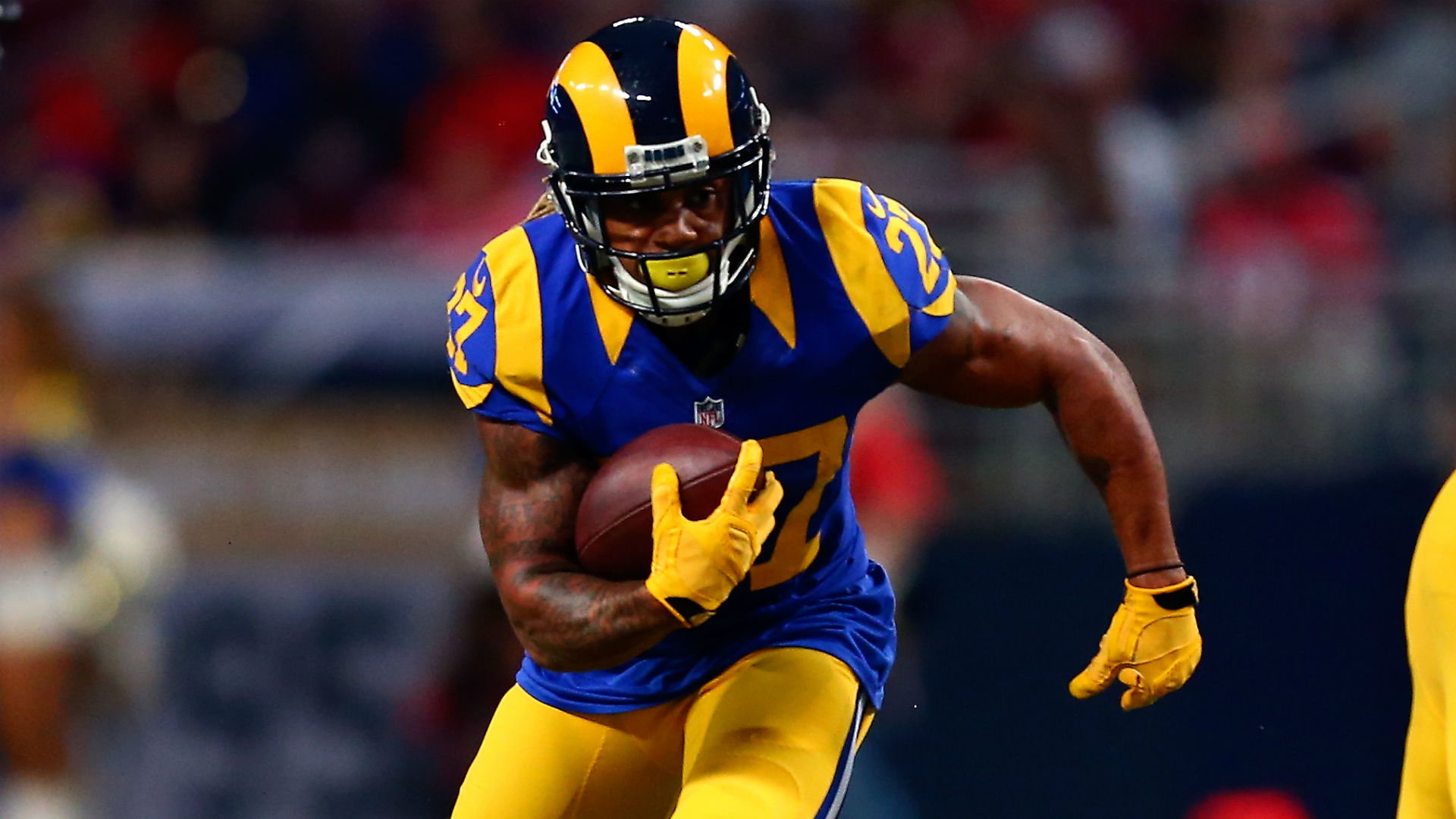 Rams Tre Mason Isaiah Battle Miss Team Bus Jeff Fisher Throws Them Under It
