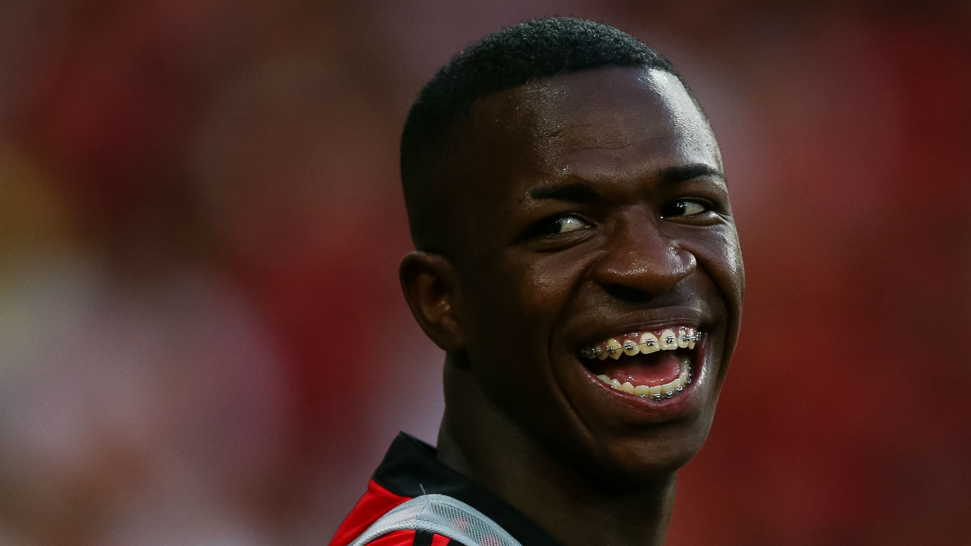 Real sign Flamengo starlet Vinicius Junior